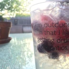 Fruity Vodka Chilton