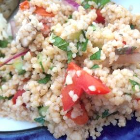 Chilled Couscous Salad
