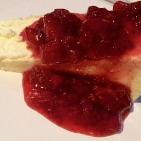 Strawberry-Cabernet Compote